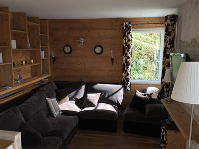 Photo for Apt. duplex of 72 m2, 3 bedrooms, in the heart of Alpe d'Huez garden