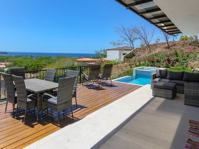 Photo for Beautiful Ocean View Home in Pacifico - Lot #92, Playas del Coco
