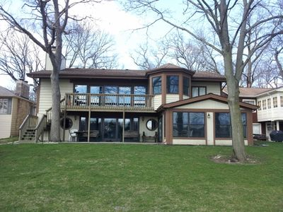 Stunning Lake Front Home-Minutes From Down Town Lake Geneva WI