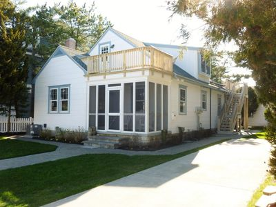 Photo for SUNDAY RENTAL!! PLEASE INQUIRE WITH AGENT FOR AVAILABILITY!! JUST A WALK TO THE BEACH!