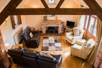 Lounge in The Dovecote