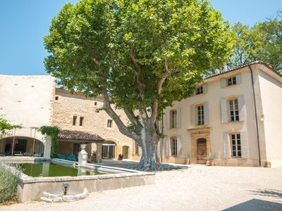 Photo for 15BR House Vacation Rental in Lourmarin, Provence-Alpes-Côte-D'Azur