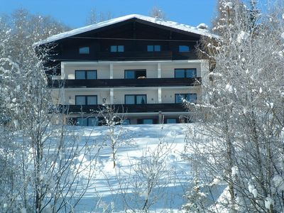 Photo for Spacious apartment close to the center of Maria Alm with a beautiful view