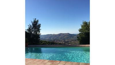 Photo for Villa with swimming pool and large garden 20 km from Cefalù