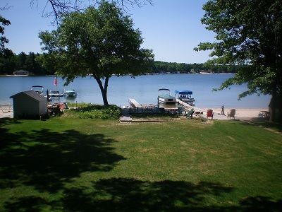 Photo for Big Star Lake Waterfront Cottage