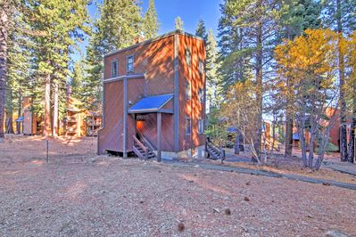 Let this fantastic condo serve as the perfect homebase for all of your Truckee adventures!