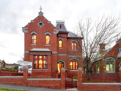 Photo for The Residence of MacKenzie Quarters, a grand home in the heart of Bendigo.