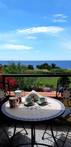 Photo for Superb apartment in Sardinia in residence 100m from the sea