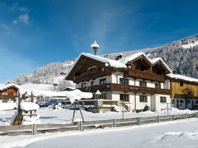 Photo for Apartment Bauernhof Heisenhaus (MHO680) in Mayrhofen - 5 persons, 2 bedrooms