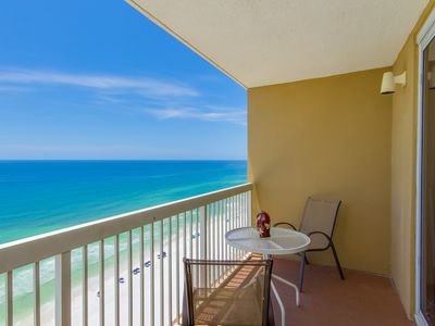 Photo for Pelican Beach 2007!  Best Prices! GULF FRONT ~ 20th Floor ~ FREE Golf, Dolphin Cruise and More!
