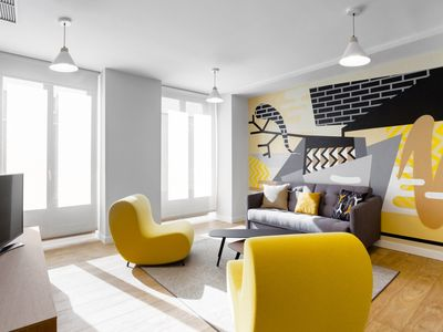 Photo for Homeart 4B - Two Bedroom Apartment, Sleeps 6