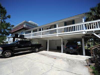 Photo for Beautiful Sunsets-Upstairs Unit.Enjoy The Natural Beauty Of Old Florida