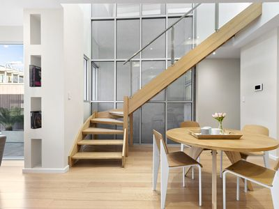 Photo for Hotham heights, modern+central multi-level 2BDR Melbourne Home