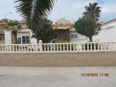 Photo for Rent Villa front line of the beach