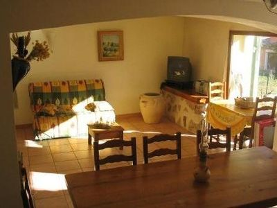 Photo for Farmhouse in Green Provence on 1 hectare of olive trees and pine-woods