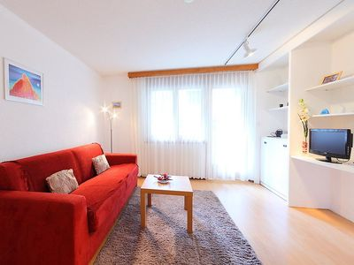 Photo for Apartment in the center of Zermatt with Lift, Balcony (49485)