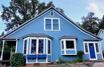 Photo for Charming Farmhouse on 1 Acre Downtown Placerville