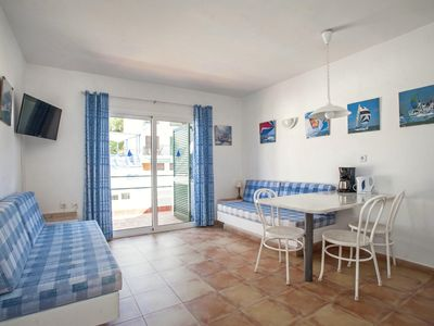 Photo for One-Bedroom Apartment located 50m from the beach of Canyelles Petites, Roses