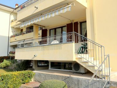Photo for Holiday apartment in Bardolino, with swimming pool