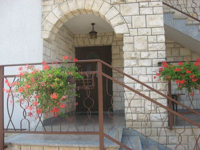 Photo for Apartment Rosello with private parking place near the beach
