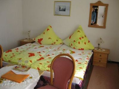 Photo for Double Room - Pension Fernblick