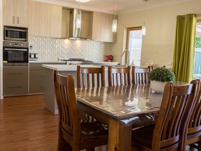 Photo for Pioneer house - family friendly home **** table tennis and foosball****