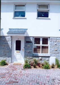 Photo for Driftwood Cottage, Porthleven village,  2 bedrooms, Wifi, Parking.
