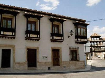 Photo for Self catering El Balcón de la Mancha for 4 people