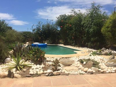 Photo for Charming finca with private pool, only 10 minutes to the beaches