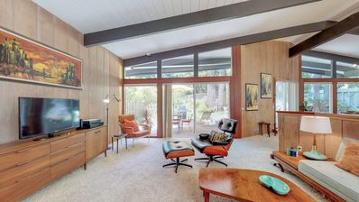Photo for Mid Century Modern Home In Towering Redwoods, Spacious Back Yard, Hot Tub!