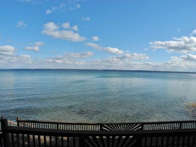 Photo for Escape to West Grand Traverse Bay!