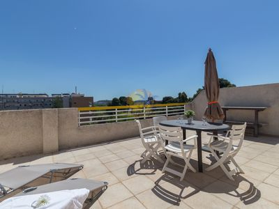 Photo for Cozy apartment with solarium located in the heart of Salou.