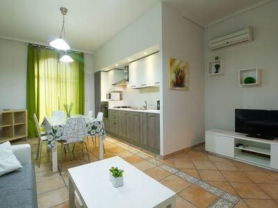 Photo for CaseSicule: Narciso, Nice Apartment with Balcony, Sand Beach at 70 mt, Wi-Fi