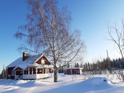 Photo for Holiday house in beautiful nature for up to 7 people