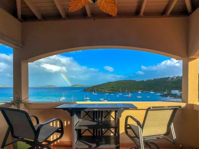 Best views in Grande Bay, totally unobstructed end unit panoramas