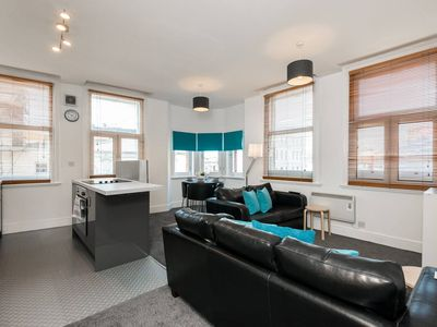 Photo for Trendy 1 Bed Apt.near Bold Street-Walk Everywhere!