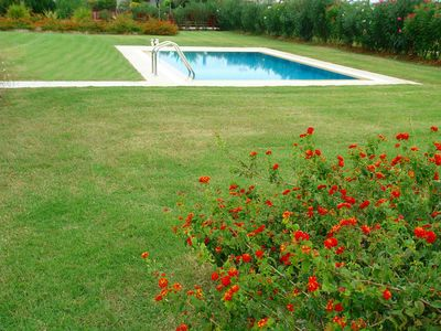Photo for Ionian pool Villa 2 offers you a relaxing vacation - Three Bedroom Villa, Sleeps 8