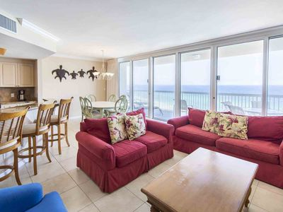 Photo for Beachfront Condo in the Heart of Destin! Private Balcony with Stunning Views. Access to All Resort Amenities