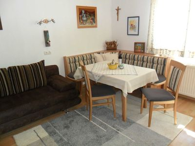 Photo for Apartment Hohe Munde - Haus Bergsonne - Apartments 4 Edelweiss