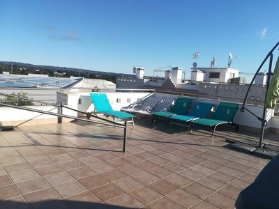 Photo for APT T2 Tavira in Urb of Pegada with sea view