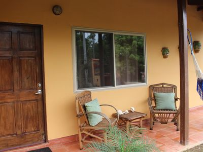 Photo for Two bedroom home in fishing village of Pedasi, minutes drive to the beach