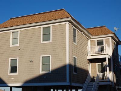Photo for Beautiful Home On The Beach At The Jersey Shore