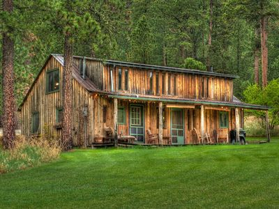 Cabin at Green Mountain – Rest & Relax – Mountain Magnificence
