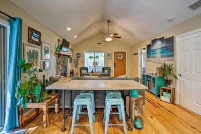 Enjoy a classic California adventure at this Wrightwood vacation rental!