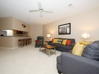 Photo for Ocean Breeze Villas - WOB0100- nicely renovated-short walk to beach & dining