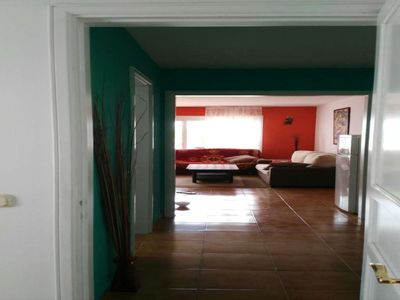 """Photo for Apartment a short walk away (486 m) from the """"Playa Los Charcos"""" in Costa Teguise with Internet, Pool, Garden, Balcony (970321)"""
