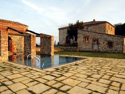 Photo for 4BR Villa Vacation Rental in Casole d'Elsa, Toscana