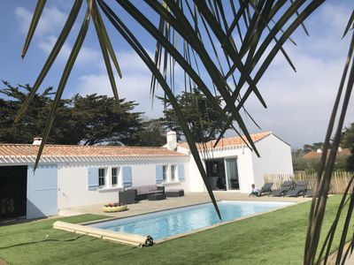 Photo for 4BR House Vacation Rental in Noirmoutier-En-L'île, Pays De La Loire