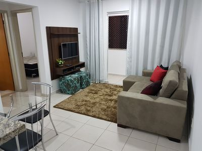 Photo for Excellent apartment with complete leisure area. Ed- Serra Dourada
