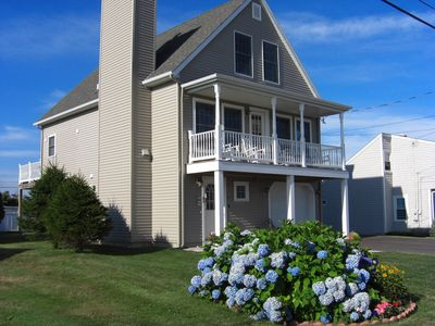 Photo for Great Ocean View Home with walking distance to beaches and resturants